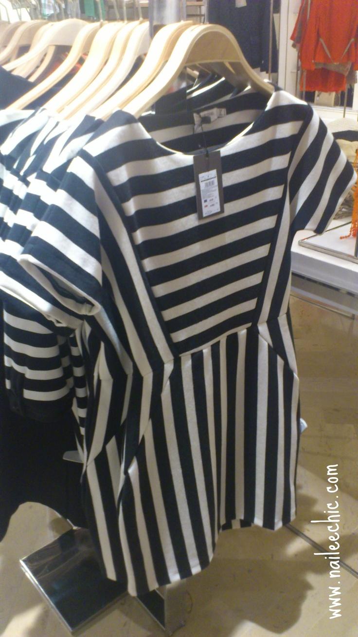 Vestido cortefiel clon vestidos rayas marc jacobs