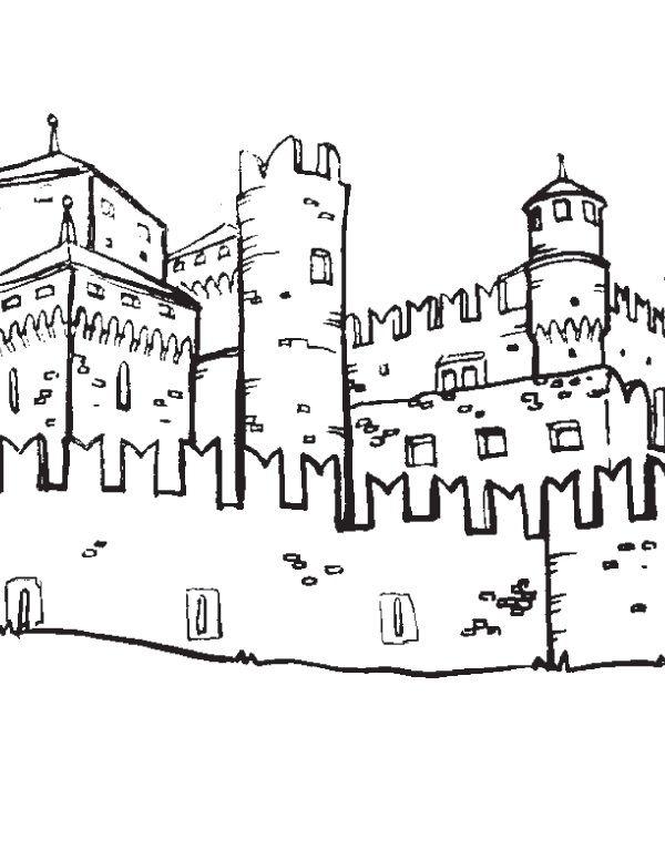 I vostri bambini iniziano a conoscere la storia dell'arte? Ecco i disegni da colorare con alcuni tra i monumenti e i luoghi storici più belli d'Italia. Diamo ai nostri piccoli artisti pennarelli e matite per scoprire l'arte con allegria e colore.