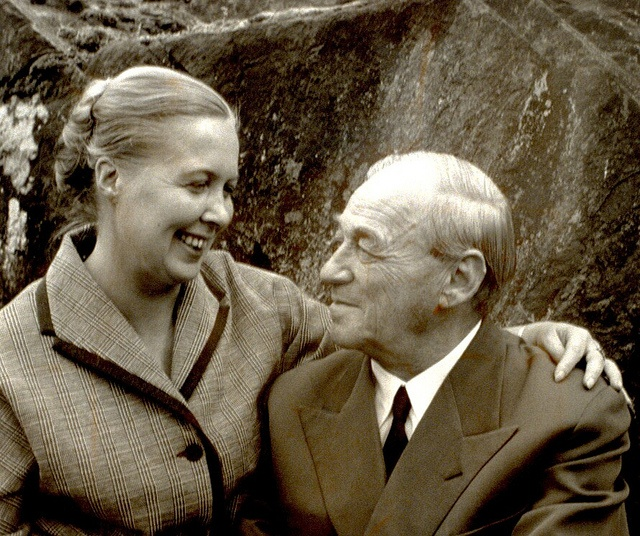 Alvar and Aino Aalto by Christof Wittig