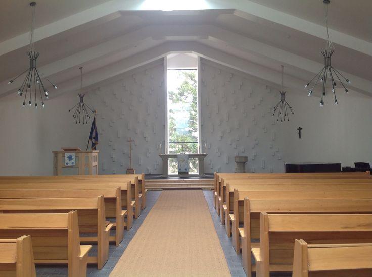Viimsi Lutheran Church, Viimsi/Tallinn, Estonia.  Viimsi luterlik kirik. Viimsin luterilainen kirkko.