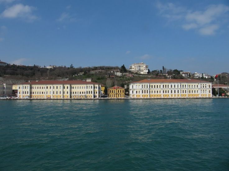 Kabatas Erkek Lisesi High School in Istanbul, Turkey