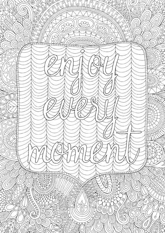 242 Best Images About I Love Coloring On Pinterest