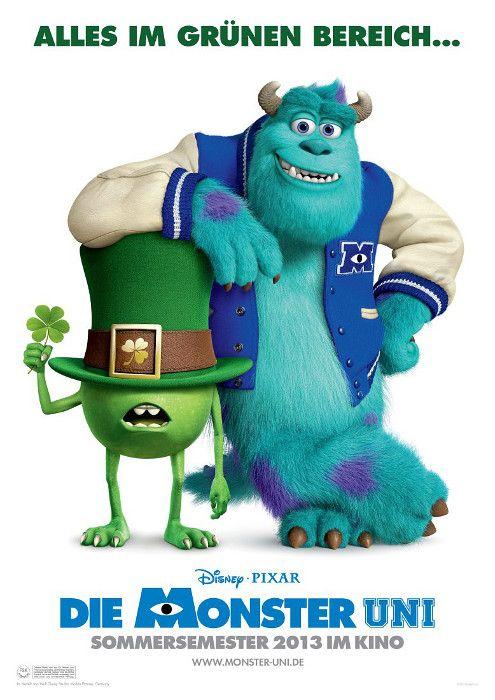 Die Monster Uni / Monsters University (2013)