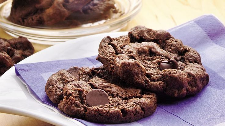 Betty Crocker's Heart Healthy Cookbook shares a recipe! You can afford your daily chocolate fix with this delicious cookie!