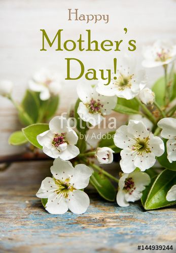 "Download the royalty-free photo ""mother's day greeting card. Happy mothers day "" created by stillforstyle at the lowest price on Fotolia.com. Browse our cheap image bank online to find the perfect stock photo for your marketing projects!"