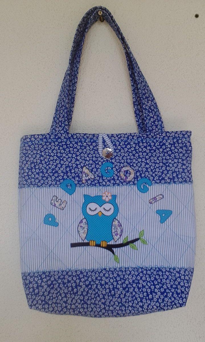 Bolsa De Tecido Pedagogia : Melhores ideias de bolsa tecido no