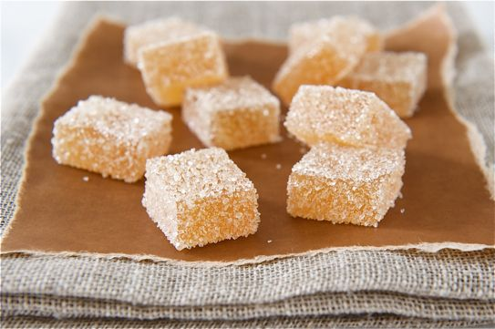 Another great gift: Camomile Smoked Pear Pastilles
