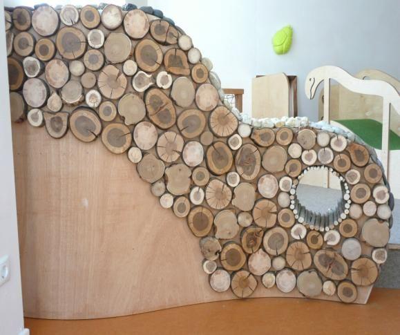 ber ideen zu holzscheiben rund auf pinterest ringkissen holzscheiben und eheringe. Black Bedroom Furniture Sets. Home Design Ideas