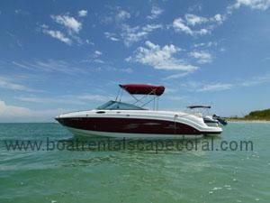 Chaparral 256 SSI - Bowrider - Bootsvermietung - Florida
