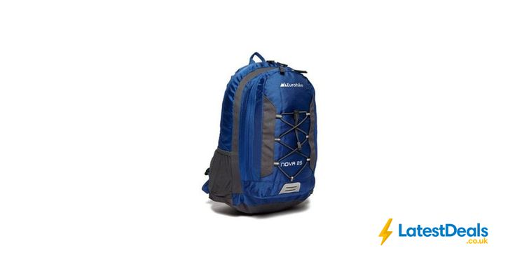 EUROHIKE Nova 25L Daysack Backpack, £10 at Blacks