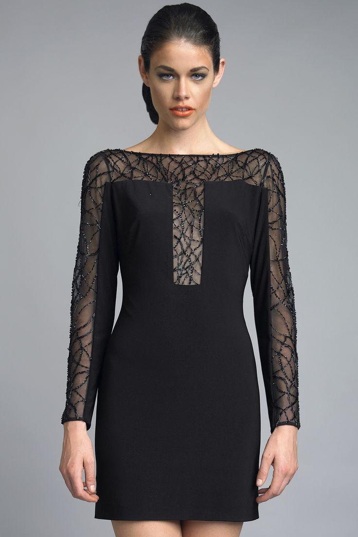 40 best Excellent Long Sleeve Cocktail Dresses images on Pinterest ...