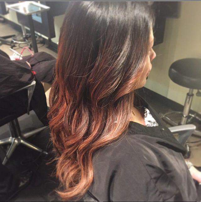 32 Best Balayage Seven Salon Images On Pinterest Appointments