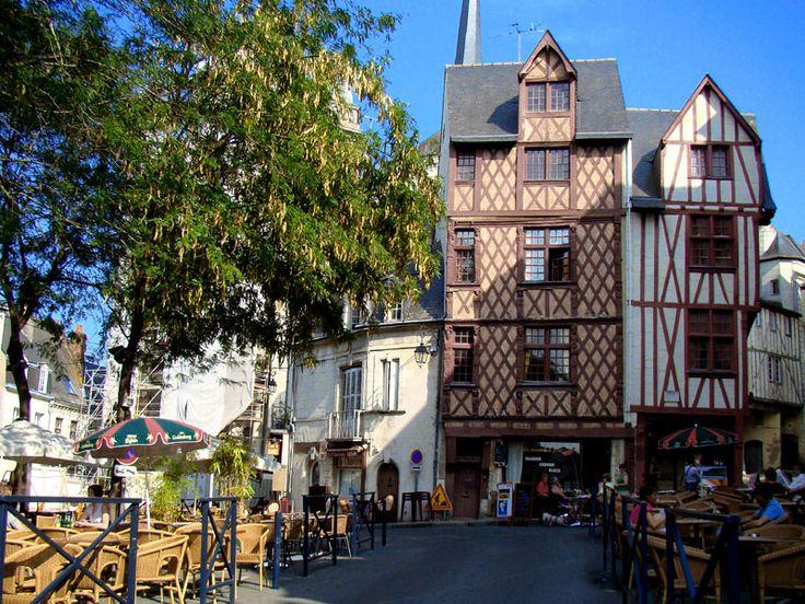 Saumur, Maine et Loire, France