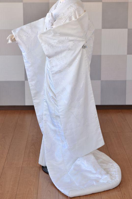 白無垢打掛豪華美しいレンタル