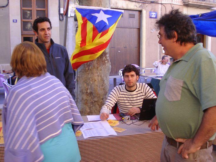 4a Fira de la ratafia i mercat de productes de la terra de Centelles (Barcelona). 01 i 02 de juny de 2013. Gastrocat, passaport gastronòmic català