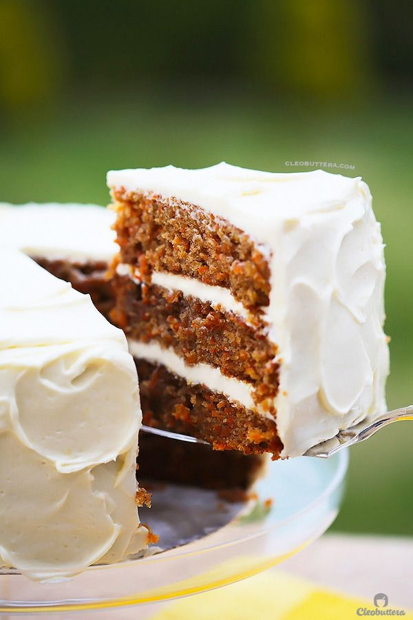 Simply classic, good old fashioned Carrot Cake, that might just become your absolute favorite.  With luscious swoops of super creamy, perfectly sweet, (and stable) Cream Cheese Frosting, this cake is pretty much perfection.  I still remember back in the day, when Carrot Cake was still a foreigner in Egypt.  A piece of questionable pastry met with...Read More »