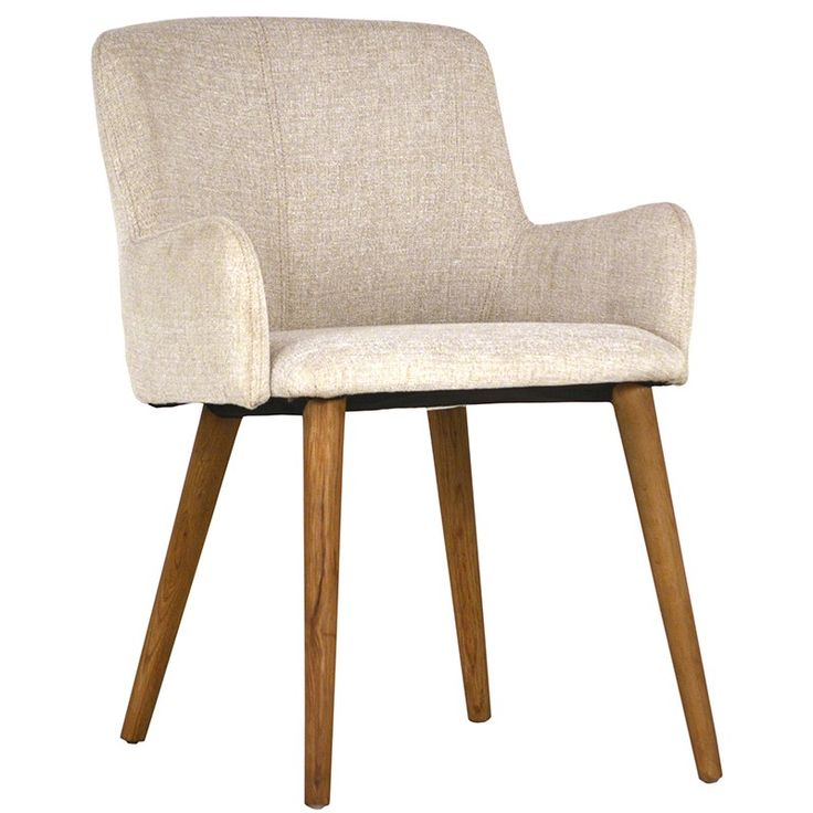 The Butler Dining Chair by Dovetail is part an eclectic range of handmade furniture, accessories and textiles.