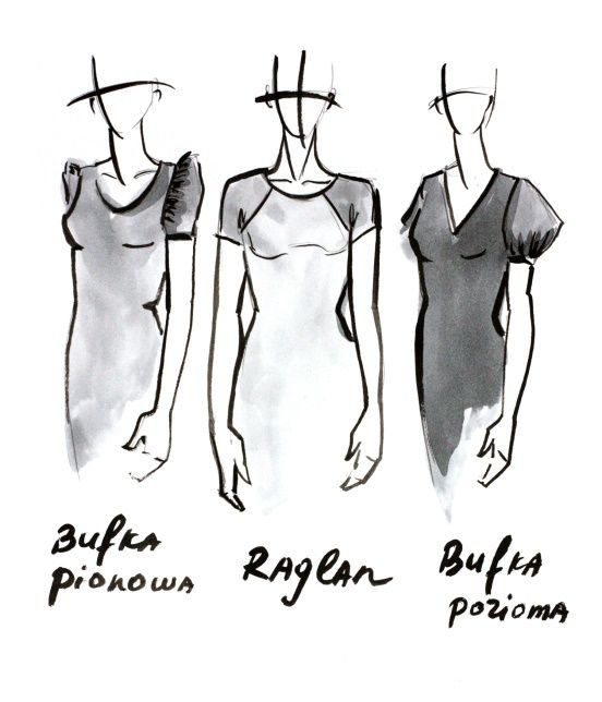 Zostań swoją własną stylistką! Część IX: Fasony rękawów - maxmodels.pl