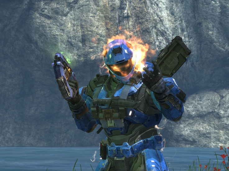 288 best Halo images on Pinterest | Videogames, Red vs blue and ...