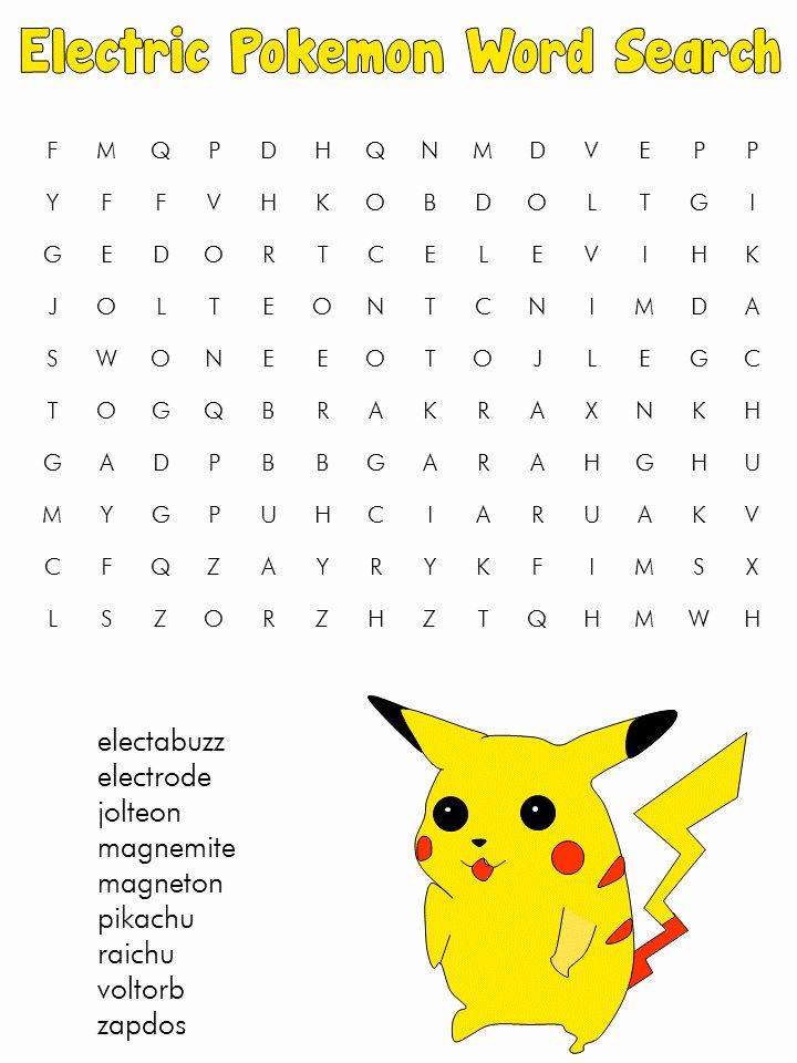 Pin On Pokemon Learning Pokemon math worksheets printable