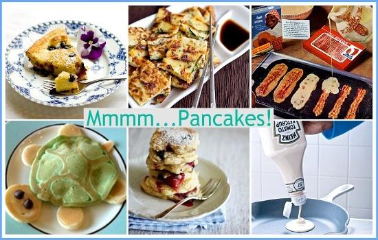 Pancake Recipes: Homemade Pancakes, Food Porn, Pancakes Collage, Pancake Recipes, Turtle