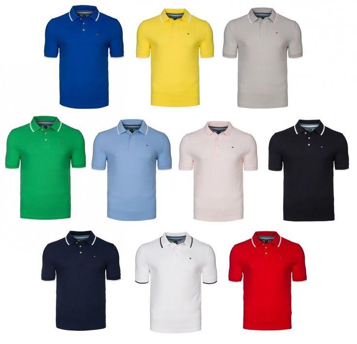 NEU Tommy Hilfiger Polohemd Herren Poloshirt Freizeit Shirt verschiedene Modelle