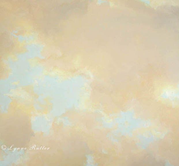 cloud ceiling | cloud ceiling murals sunset cloudscape ceiling ...