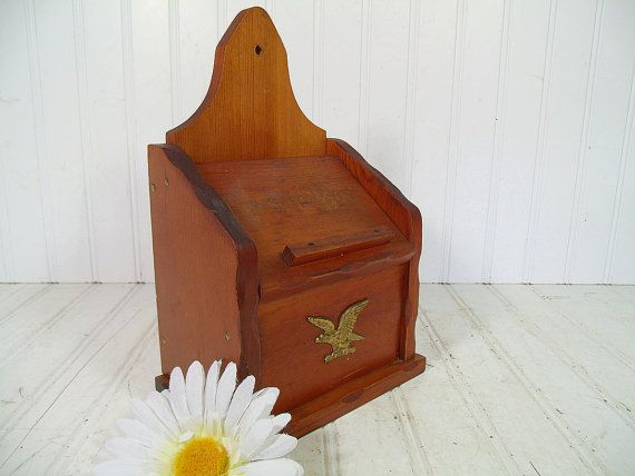 Curious topic Vintage recipe boxes