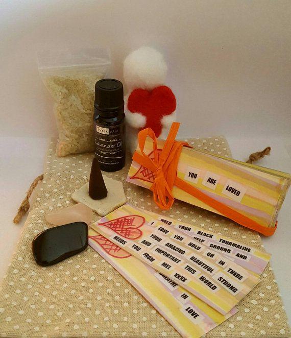 Art doll self love kit by CallunaMoss on Etsy