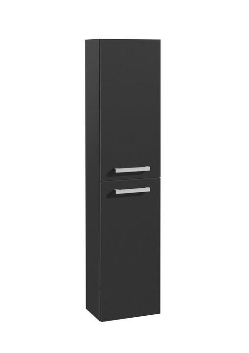 Columna reversible modelo Joli de Roca, color negro brillo