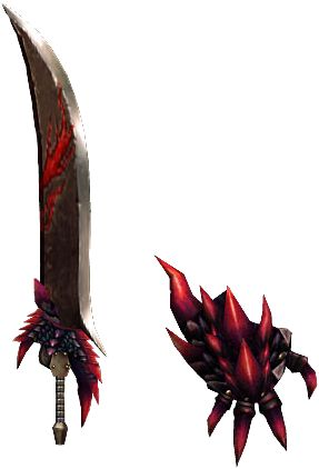 Frontier Generation Sword and Shield Renders 2 - The Monster Hunter Wiki - Monster Hunter, Monster Hunter 2, Monster Hunter 3, and more