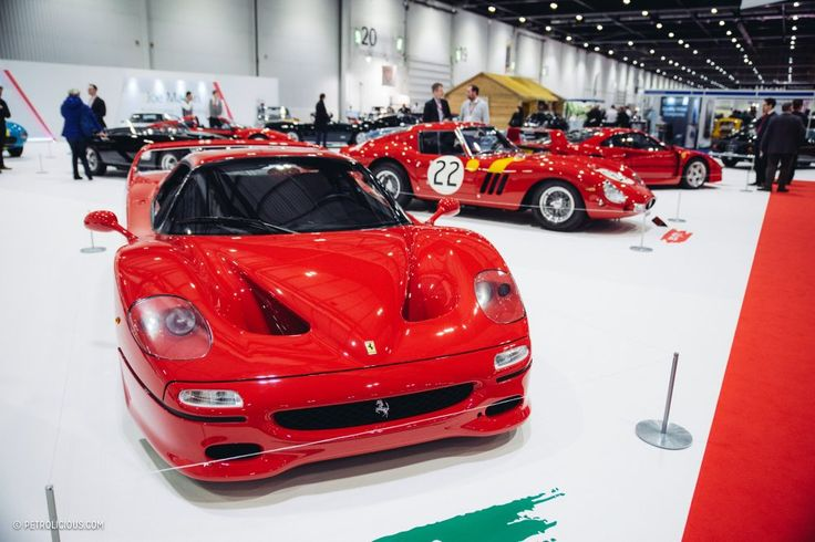 The London Classic Car Show Is This Weekend: Here's Why It's Worth Going • Petrolicious