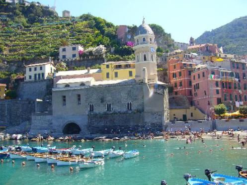 Riviera Francesa & Costa Amalfitana & Cinque Terre                                                                                                                                                                                 Mais