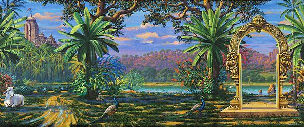 Paradise Portal ~ Vrindavan Das