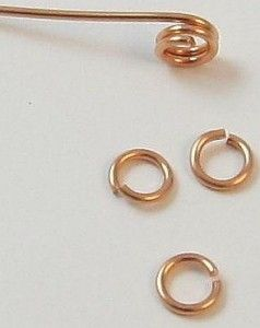 how to make jump rings with a dremel