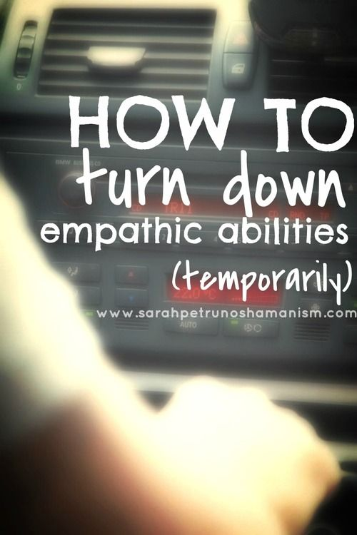 how to develop empathic abilities