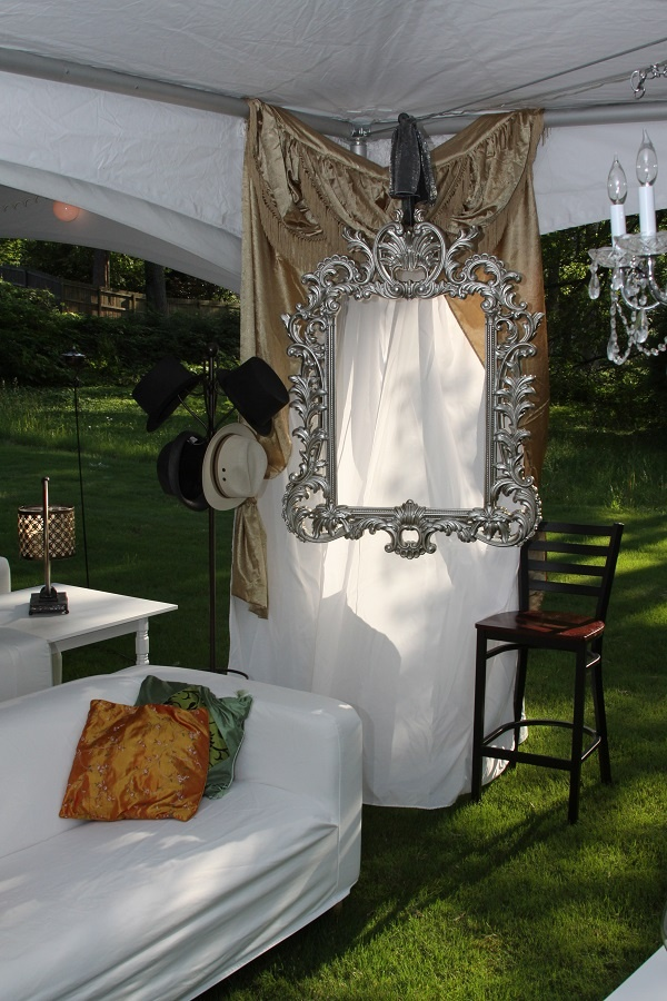 swinging 40 s party decorations
