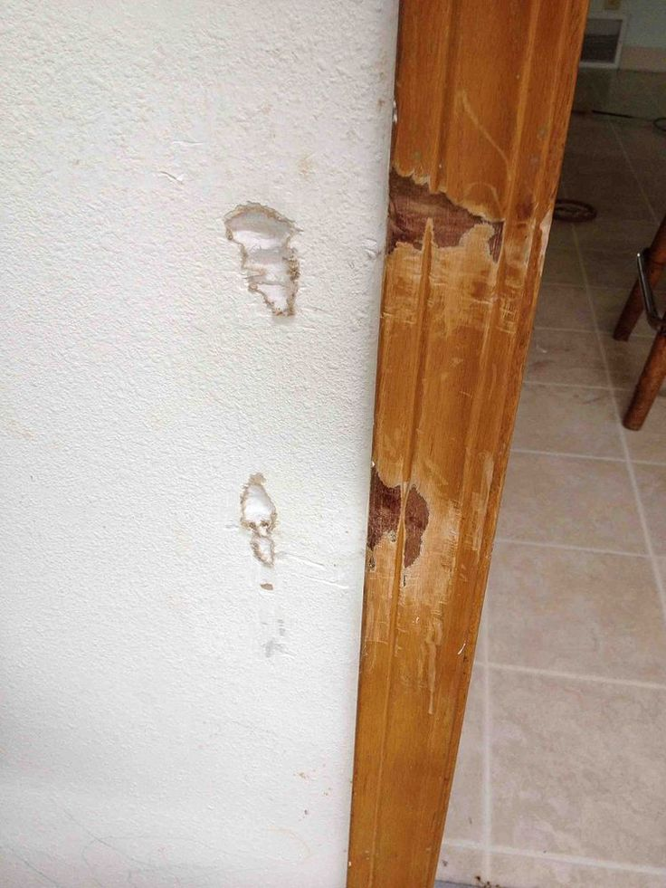 Can I stain over stained trim?