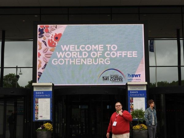 My trip to World of Coffee 2015  http://interoasting.dk/world-of-coffee-2015 #coffee