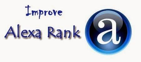 How to Improve alexa rank below 100000