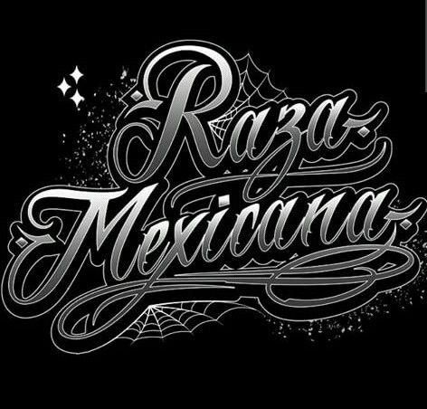Chicano lettering pinteres - Chicano pride images ...