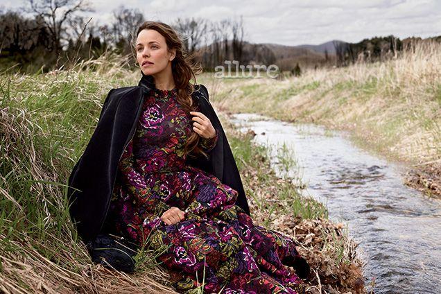 Rachel McAdams: Her Allure Cover Shoot: Cover Shoot: allure.com
