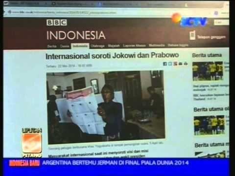 PilPres Indonesia Jadi Berita Utama Media Internasional