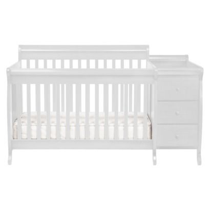 Superb $399   Convertible Crib And Changing Table Combo   Love It!