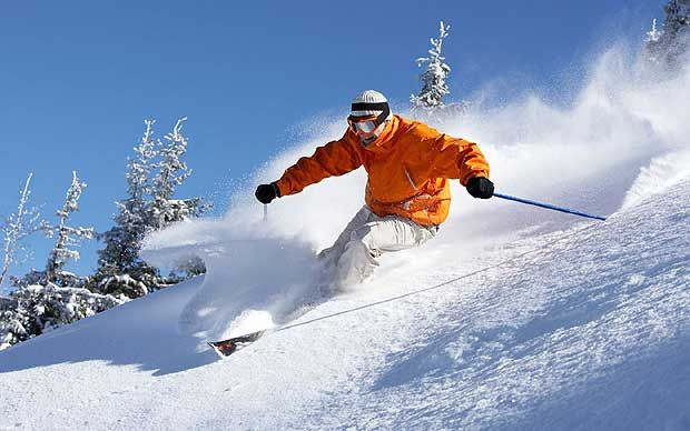 Places to go skiing when in China