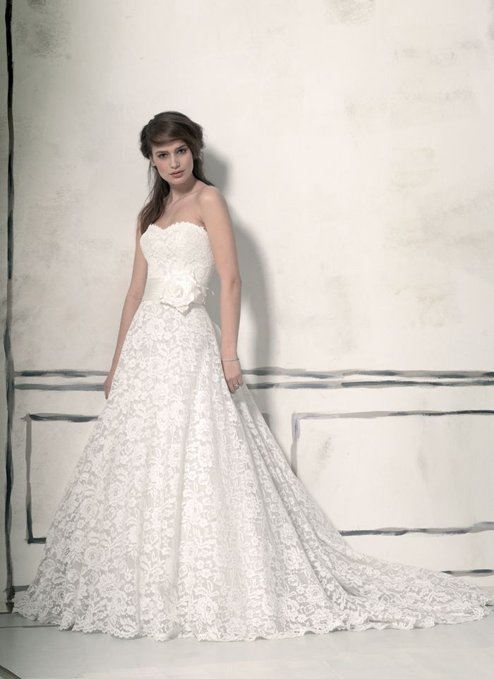 31 best images about justin alexander gowns on pinterest for Justin alexander lace wedding dress