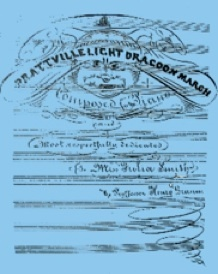 Prattville Light Dragoon March - Circa 1862 * Civil War Lyrics * Civil War Music