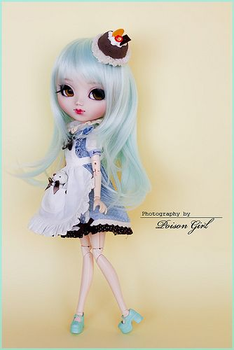 Cupcake - Pullip Custom | It's time to re-introduce Hanabi ^… | Flickr