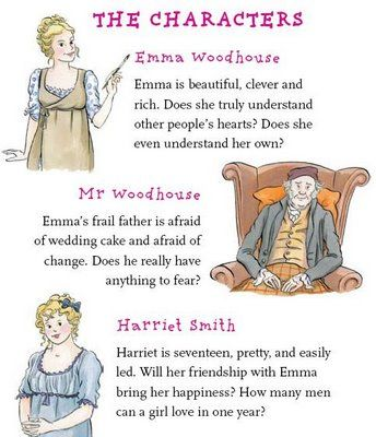 an examination of the novel emma by jane austen Revision study questions and essay topics for jane austen's emma edexcel's assessment objectives for this novel are broken down by marks awarded as follows: 10% 5i.