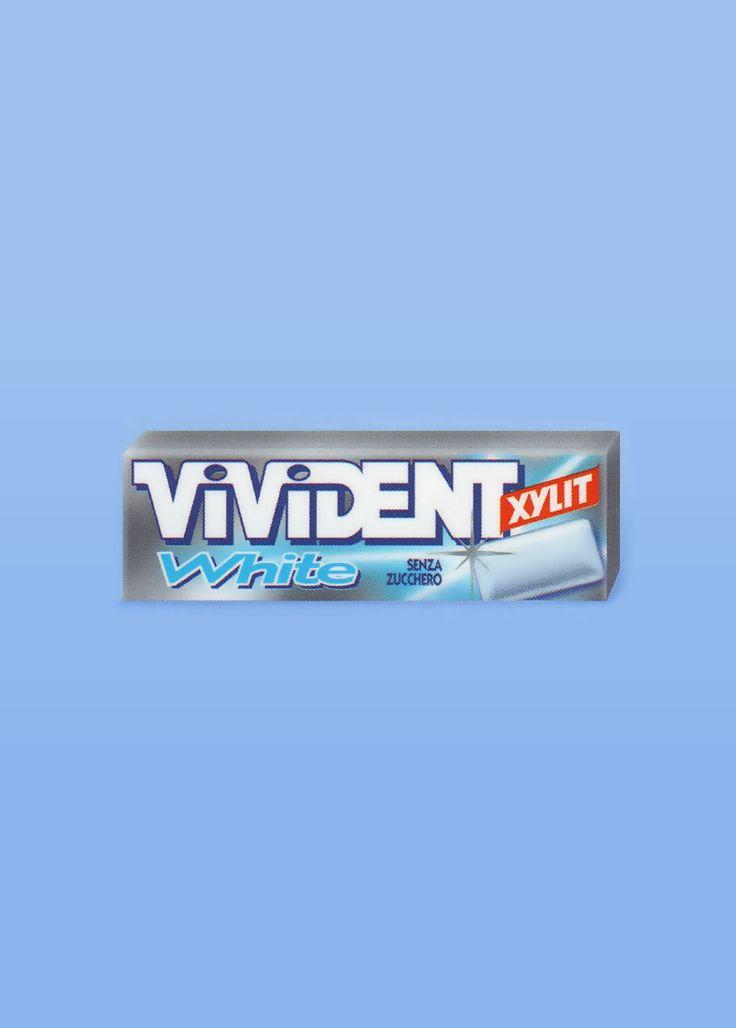 VIVIDENT XYLIT WHITE X 40 09576500  pezzi per scatola 40